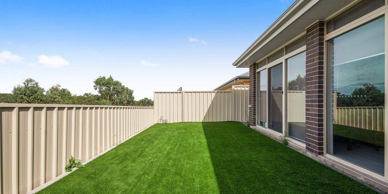 27 Ascot Circuit Golden Grove house backyard