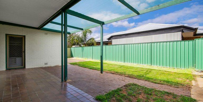 93 Haydown Road Elizabeth Vale verandah