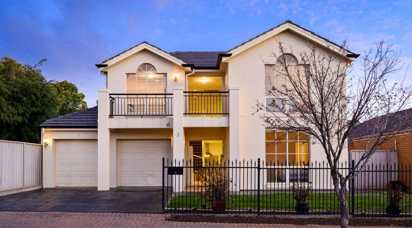 3 Coolah Street Kilburn House Front